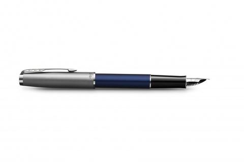 Перьевая ручка Parker Sonnet Entry Point Blue Steel в подарочной упаковке123