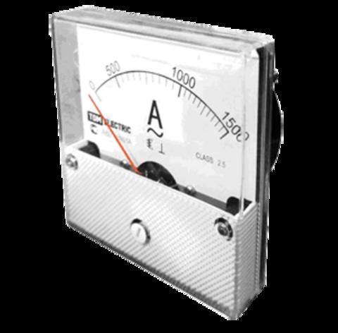Амперметр А80  400А/5А-2,5, (поверенный), TDM
