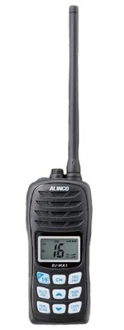 Морская радиостанция ALINCO DJ-MX1