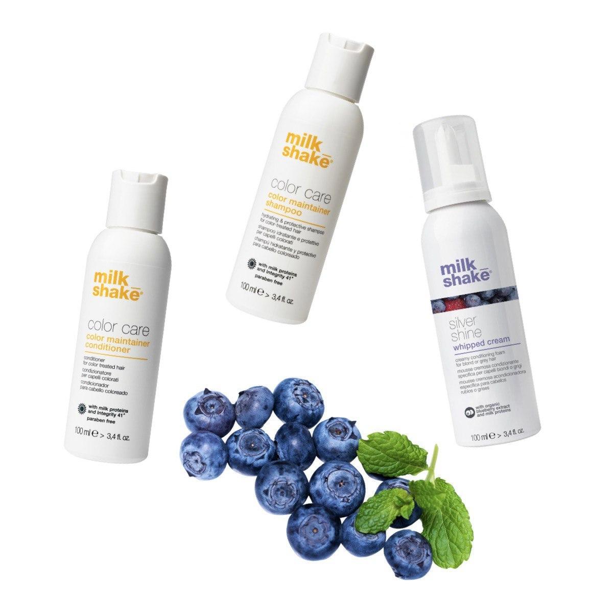 Тревел-набор для защиты цвета волос milk_shake Сolor Care #3