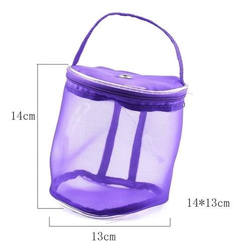 Клубочница  сетка фиолетовая