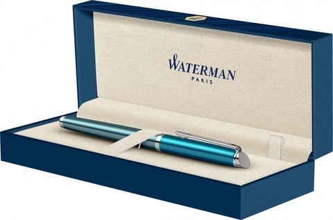 Ручка-роллер Waterman Hemisphere French riviera COTE AZUR в подарочной коробке123