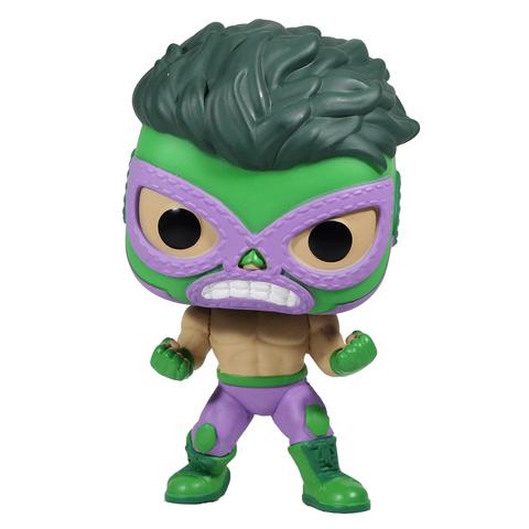 Фигурка Funko POP! Bobble: Marvel: Luchadores: Hulk 53870