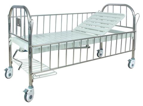 Детская медицинская кровать F-45 maxi (ММ-97)( 2-х секц.) - фото