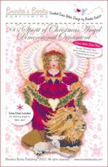 Brooke`s Books Publishing Spirit of Christmas Angel-2007