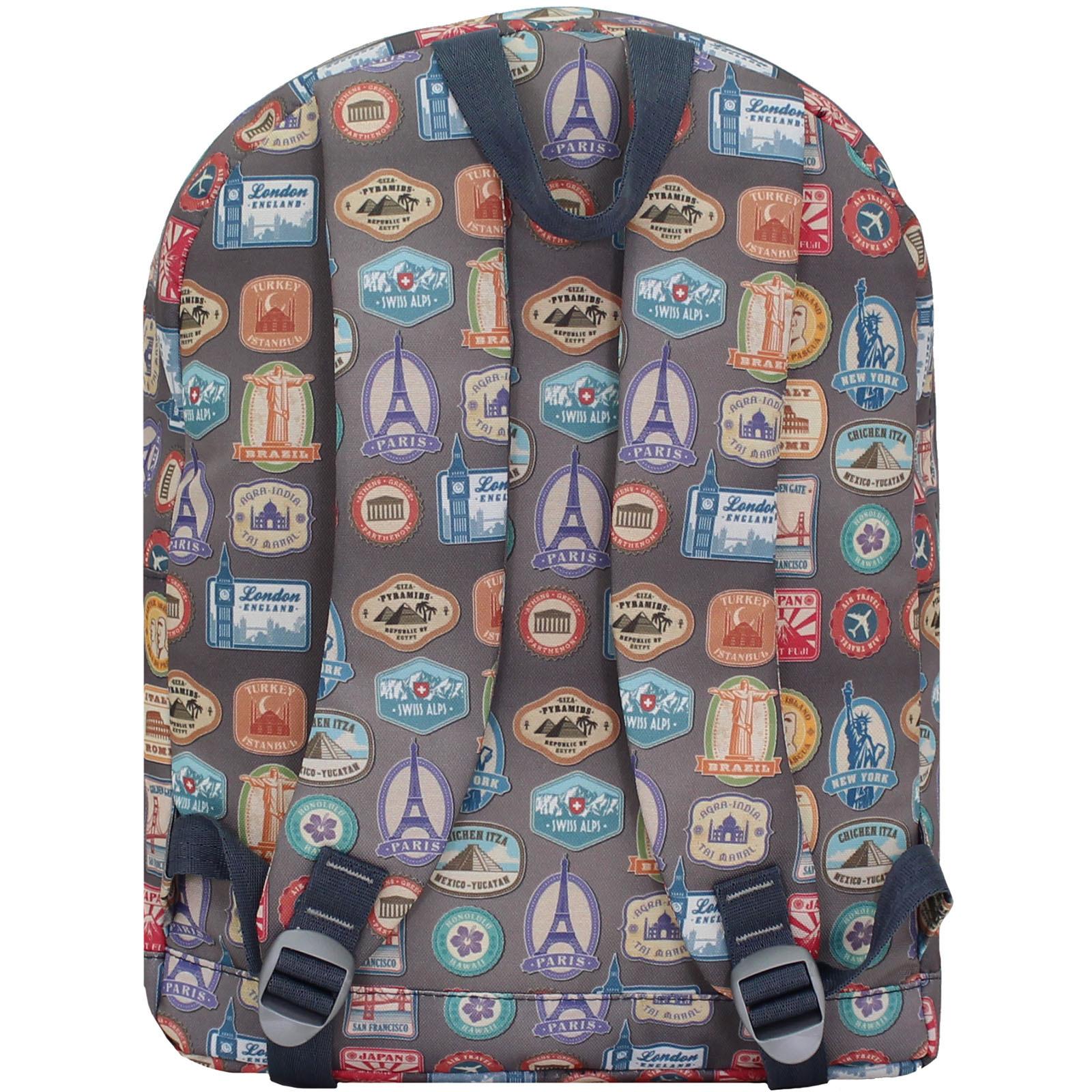 Рюкзак Bagland Молодежный (дизайн) 17 л. сублимация 239 (00533664)