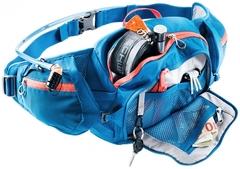Поясная сумка для бега Deuter Pulse 3 cranberry - 2