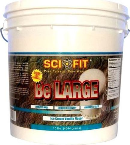 Гейнер Sci Fit Be Large