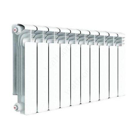 Радиатор алюминиевый Alum 500 10 секций