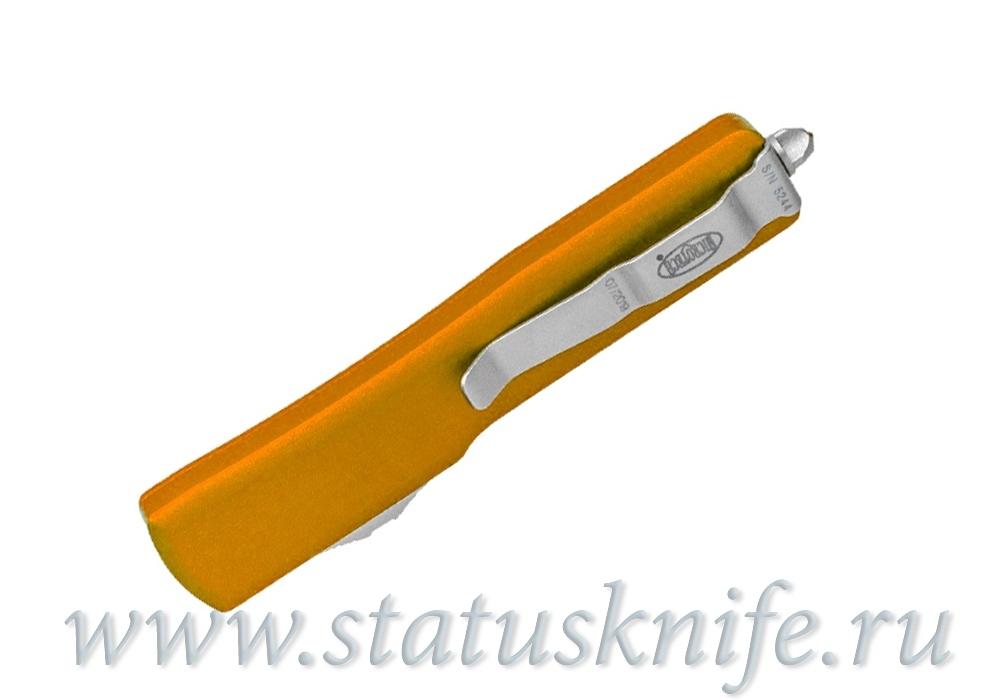 Нож Microtech Ultratech UTX-70 Satin 148-4OR - фотография
