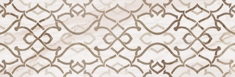 Декор Chateau beige decor 02 300х900