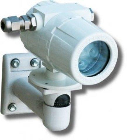 ИК-прожектор ИК-07е-50 (компл.07), КВМ15+КВМ15