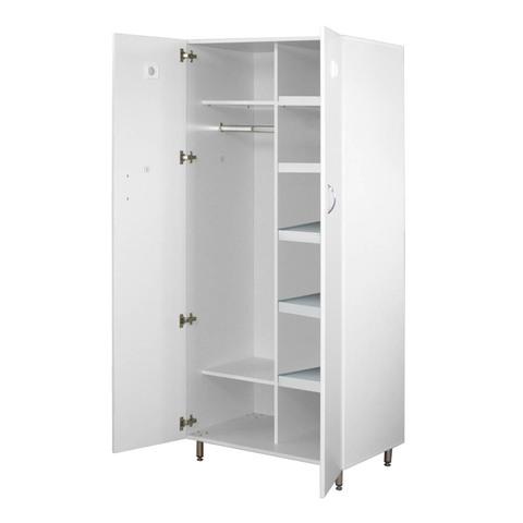 Шкаф медицинский для спец одежды ШМСО-01 (мод. 6) - фото