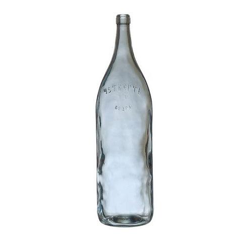 Бутылка стеклянная