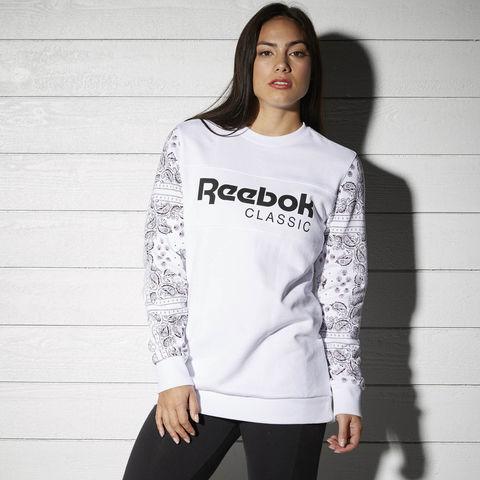 Свитшот женский Reebok CLASSIC GR HAVANA SWEAT