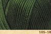 Пряжа Fibranatura Luxor 105-18 (Бутылочный)