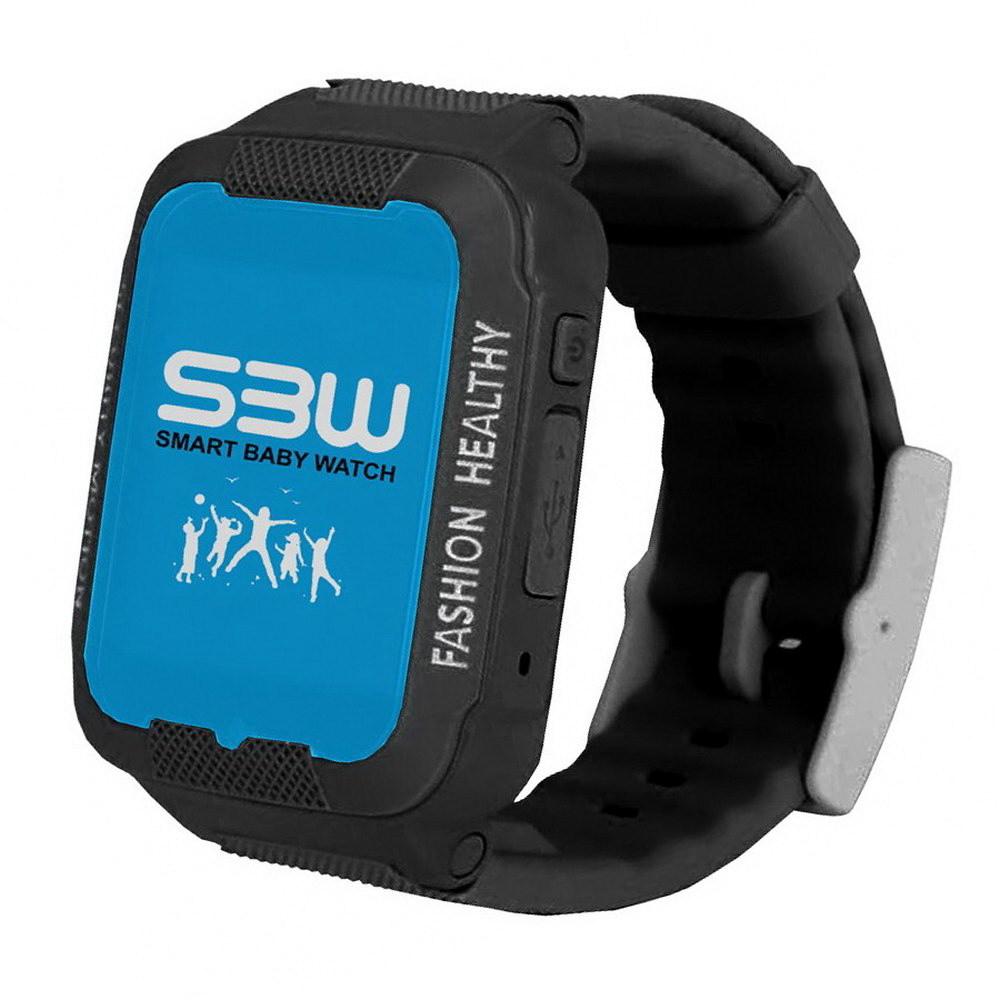 Часы Smart Baby Watch SBW KID легкие детские часы