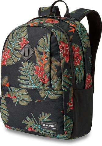 Картинка рюкзак городской Dakine essentials pack 22l Jungle Palm - 1