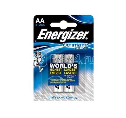 Э/п Energizer FR 06 Ultim Lithium BL2   24