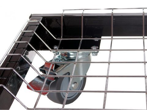 Металлический стол-тележка для Primo Junior