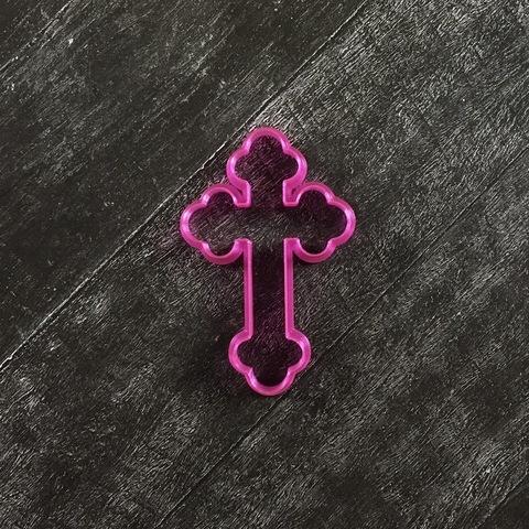 Крестик №4