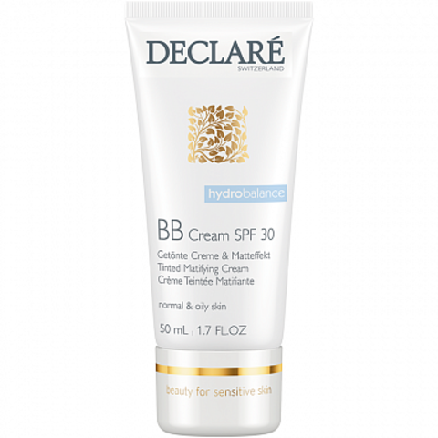 DECLARE BB крем SPF 30 c увлажняющим эффектом | BB Cream SPF 30