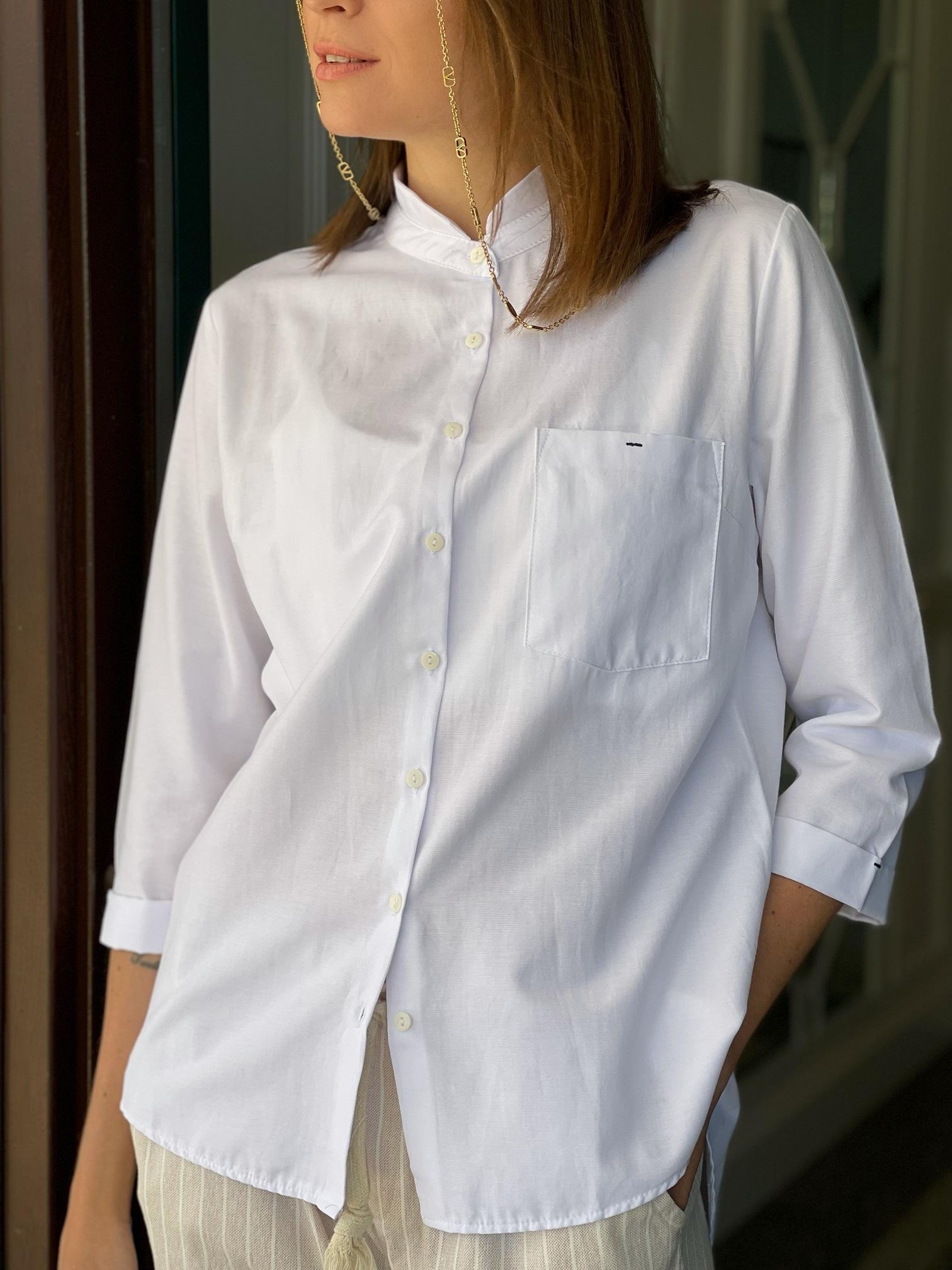 Рубашка, Ballerina, Secret (белый)