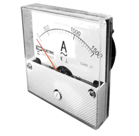 Амперметр А80  600А/5А-2,5, (поверенный), TDM