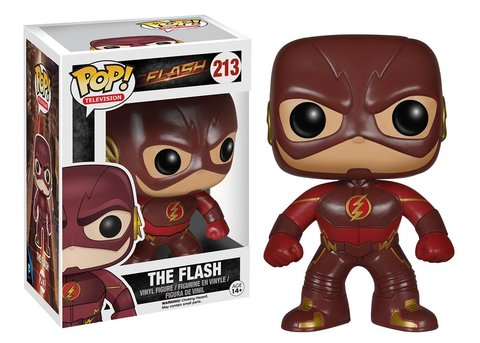 Фигурка Funko POP! Vinyl: The Flash: The Flash 5344