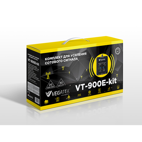 Vegatel VT-900E-kit (LED) комплект