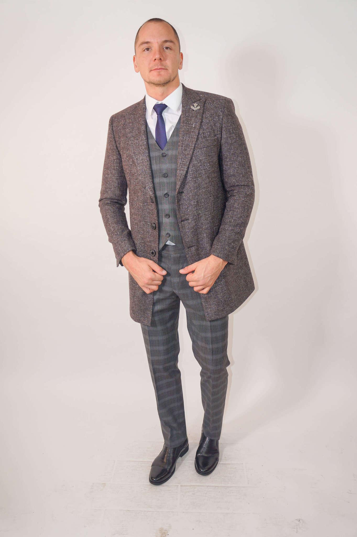Пальто мужское оптом Пальто мужское Slim Fit 50/78 DSC02438.jpg