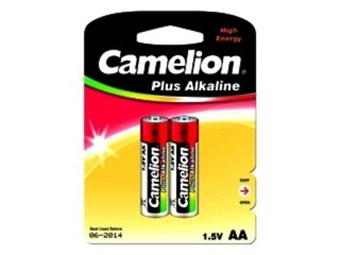Э/п Camelion LR6 Plus Alkaline BL2   24/432