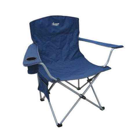 Кресло складное 140 кг PREMIER