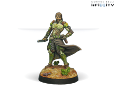 Saladin (вооружен Combi Rifle, Nanopulser)