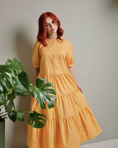 Платье-парашют