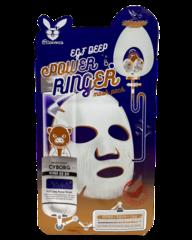 Активная тканевая маска для лица Elizavecca с эпидермальным фактором роста EGF 23 мл