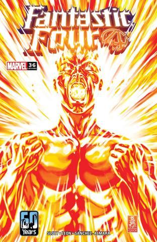 Fantastic Four Vol 6 #36 Cover A