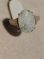 Эвета  (кольцо  из серебра)