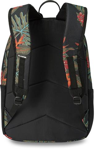Картинка рюкзак городской Dakine essentials pack 22l Jungle Palm - 2