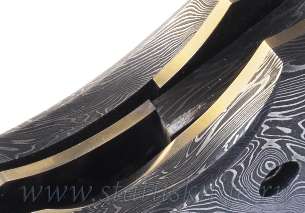 Нож Todd Fischer Gentleman's Tactical Classic Custom - фотография