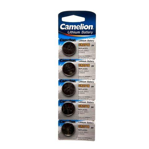 Э/п Camelion CR2016 BL-5   5/50