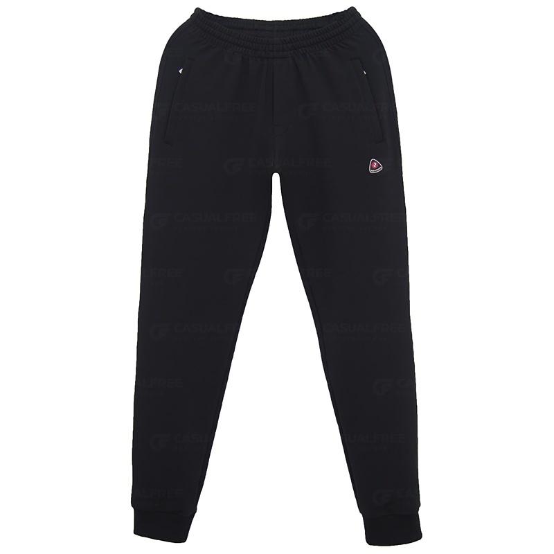 """Спортивные брюки Спортивные брюки """"Red'N'Rock's"""" 21M-RR-1104-чёрный_01.jpg"""