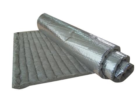 Теплоизолятор для печной трубы 8мм (75х35 см)