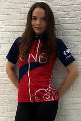 Элитная женская Футболка Noname Norge Combat Red сборной Норвегии