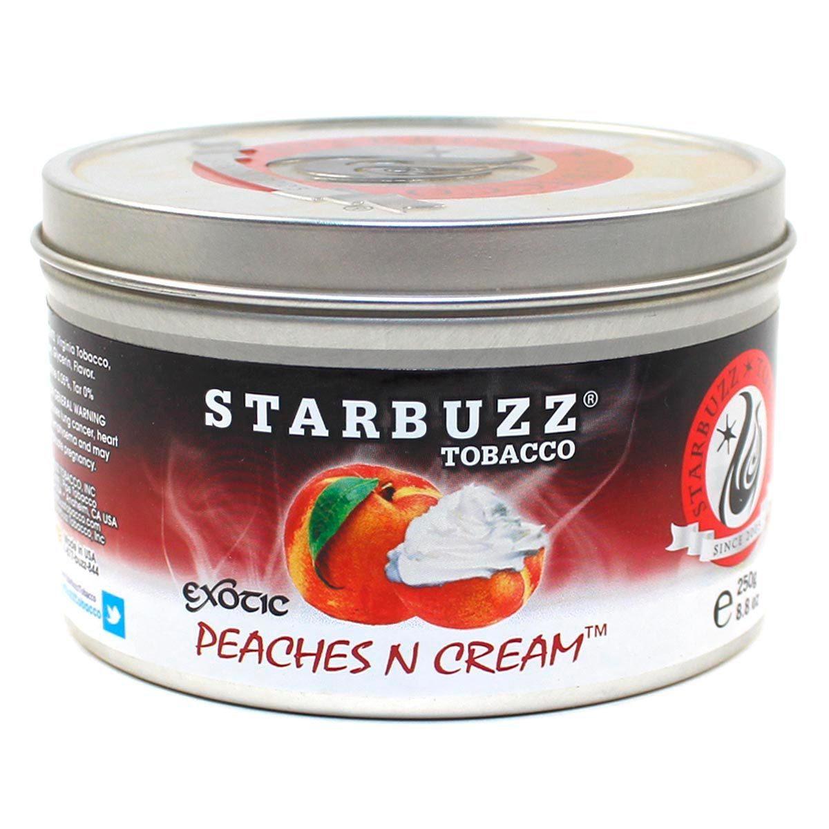Табак для кальяна Starbuzz Peach n Cream 250 гр.