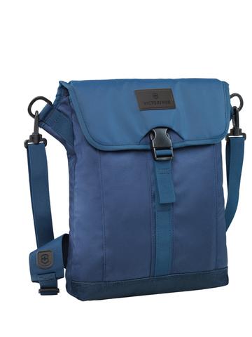 Сумка Victorinox Altmont 3.0, синяя, 27x6x32 см, 5 л