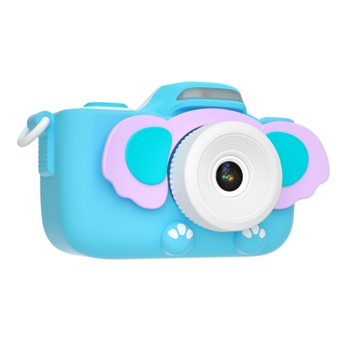 Детский цифровой фотоаппарат  Слонёнок