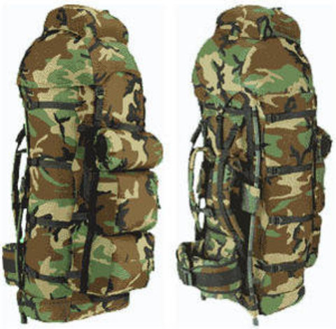 Рюкзак станковый 130л