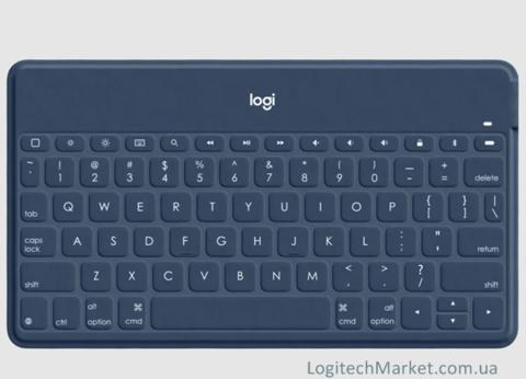 LOGITECH Keys-To-Go Blue