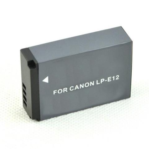 Аккумулятор Fujimi LP-E12 для Canon EOS 100D EOS M